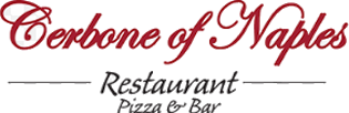 Cerbone of Naples Restaurant, Pizza and Bar