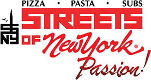 Streets of New York Pizza