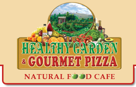Healthy Garden & Gourmet Pizza